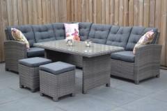 Ikwiltuinmeubelen - Lounge dining set