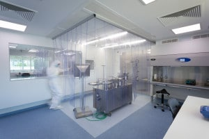 Climatech - Cleanroom bouwen